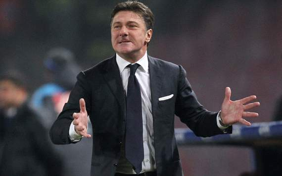 Mazzarri calls for 'different attitude' ahead of Viktoria Plzen clash