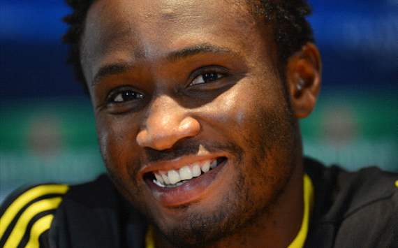 Mikel: Nigeria are here to win the Afcon
