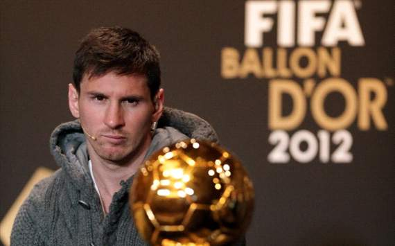 'I care about Barcelona, not personal records' - Messi