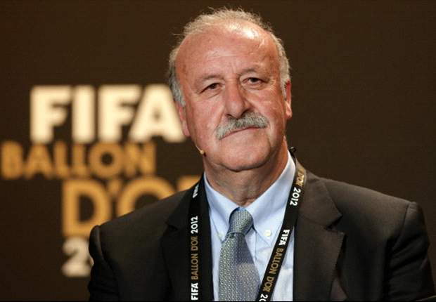 Del Bosque: I have never seen doping in football