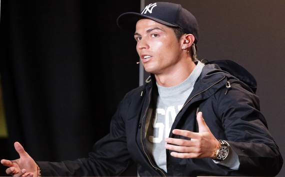 Ronaldo denies Messi rivalry