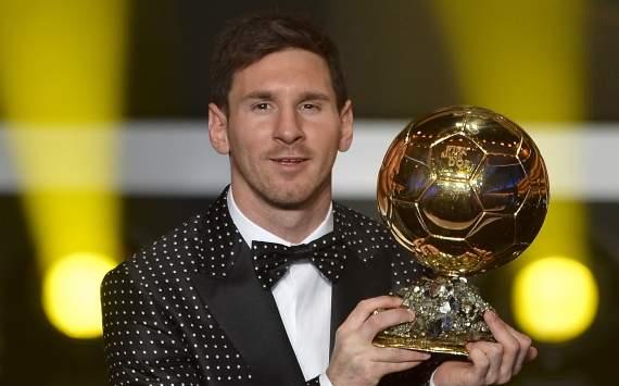 Lionel Messi - Fifa Ballon d'Or 2012