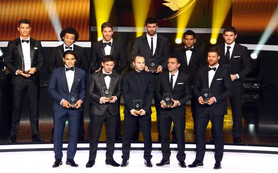 Has FIFPro World XI lost credibility?