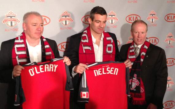 Nelsen confident he has enough coaching experience ahead of Toronto FC challenge
