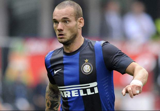 Sneijder is closer to Galatasaray, reveals Moratti