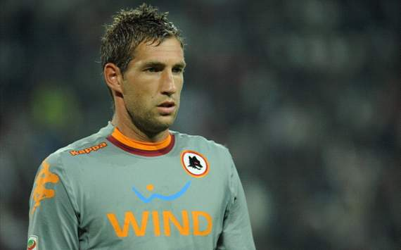 Maarten Stekelenburg, AS Roma
