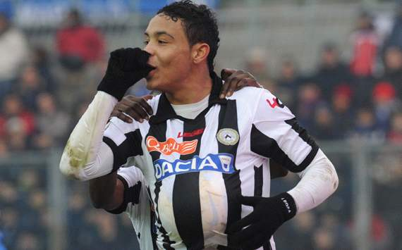 Juventus target Luis Muriel as Udinese prepare Boakye move