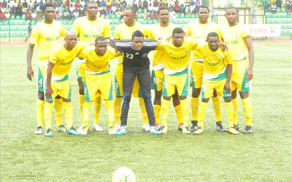 Kaduna United hold Pillars in Kano friendly
