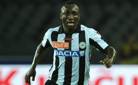 Napoli swoop for Udinese winger Armero