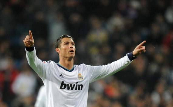 Cristiano Ronaldo: I want to see out my contract at Real Madrid