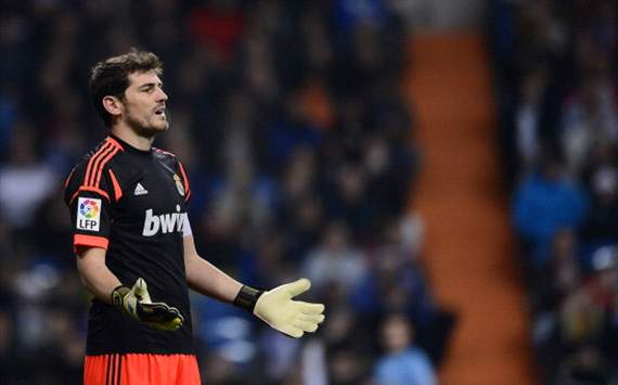 Valds, un impulso para Casillas en el Real Madrid