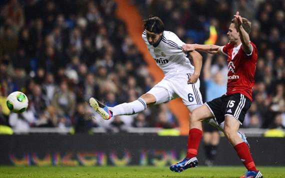 Khedira has been in impressive form, says Karanka