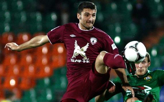 Spartak Moscow agree transfer for Rubins Salvatore Bocchetti 