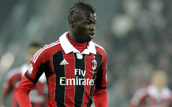 Niang: AC Milan can beat Barcelona