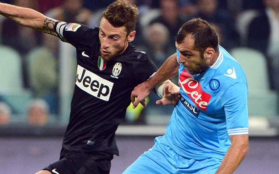 Marchisio &amp; Pandev - Juventus-Napoli
