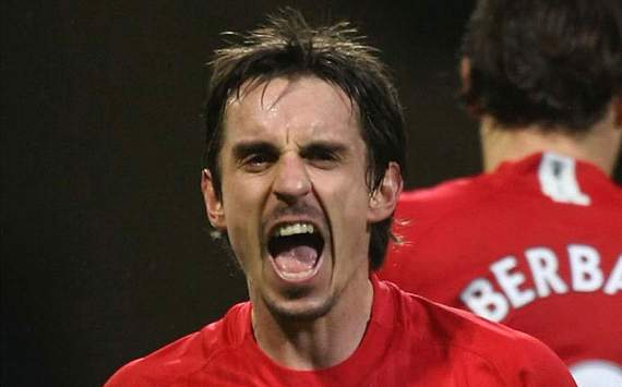 Gary Neville: Suarez is a nasty little player, but can be a future great