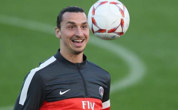 Ibrahimovic encouraged by Paris Saint-Germain progress