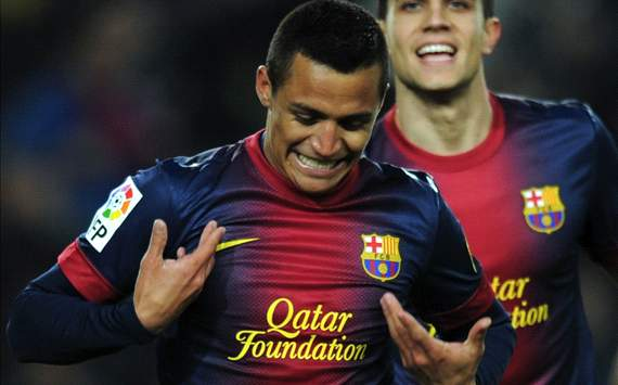 Sanchez: Goals give me confidence