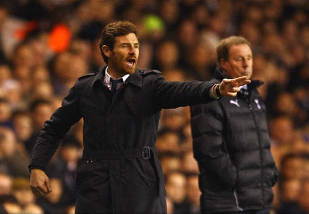 Tottenham boss Villas-Boas: Football statistics are useless