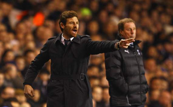 Villas-Boas hails Tottenham's 'excellent attacking football' after Inter win