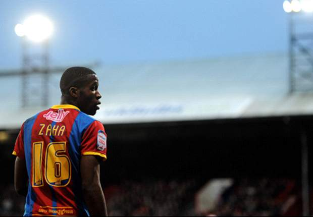 Manchester United are looking at Zaha, says chief executive David Gill