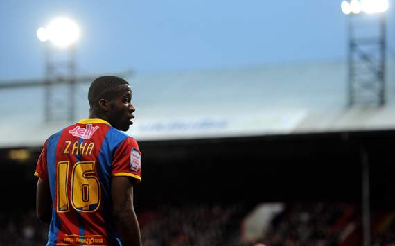 Zaha focused on Palace promotion push despite Man United summer move