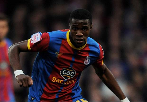 Crystal Palace chairman insists Manchester United target Zaha will be at the club until the summer