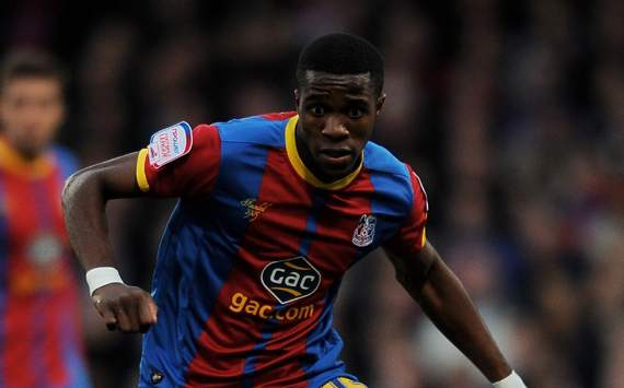 Word on the Tweet: Wilfried Zaha sets the record straight over mistaken identity