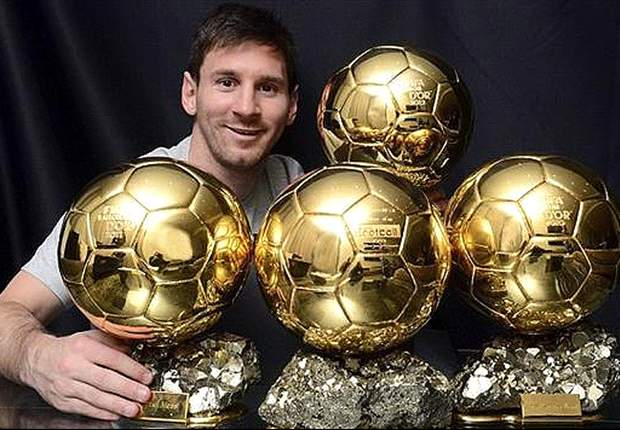 Messi: Trophies more 'exciting' than individual prizes