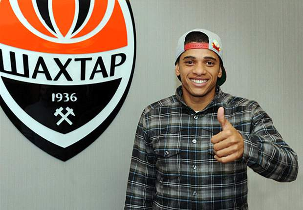 Shakhtar sign Chelsea target Taison from Metalist 