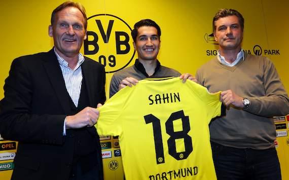 Borussia Dortmund - Hans-Joachim Watzke, Michael Zorc & Nuri Sahin