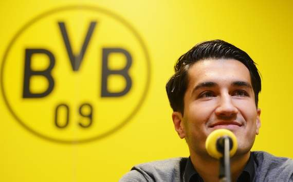 Sahin: &quot;Estou muito feliz por voltar pra casa&quot;