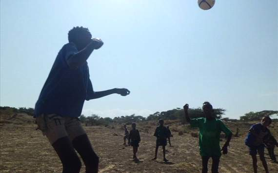 Seeds of Hope Part 2: Collecting football gear for the children of Ethiopia