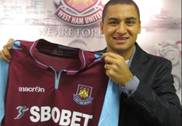 West Ham new boy Wellington Paulista confident of adapting to English football