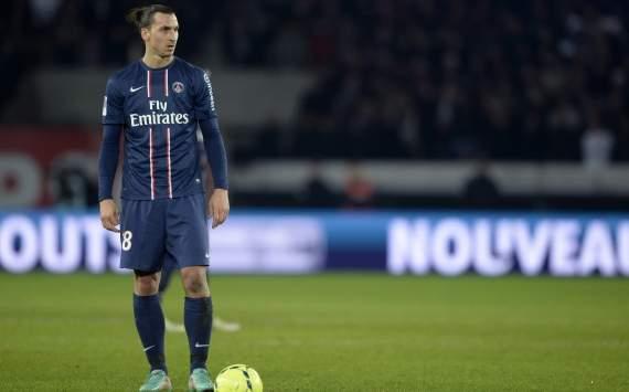 Ibrahimovic, PSG 2012-13