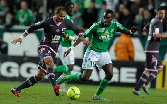 Saint-Etienne vs Toulouse en streaming, en direct live buts video diffusion 11/01/2013