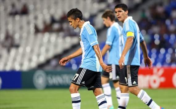 """Lanzini: """"No teniamos informacion de los rivales"""""""