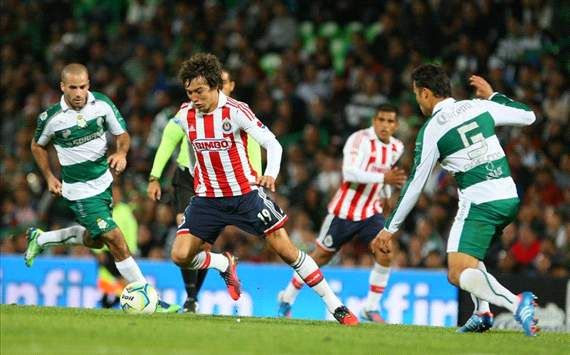 Santos Laguna-Chivas J2 Clausura 2013