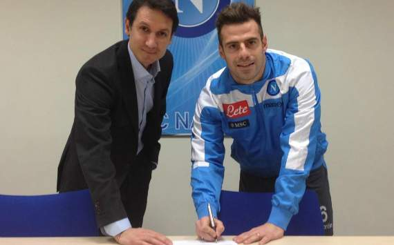 Official: Calaio completes Napoli return
