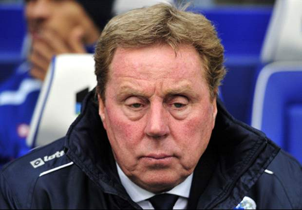 Redknapp rages at QPR team after shock FA Cup exit against MK Dons