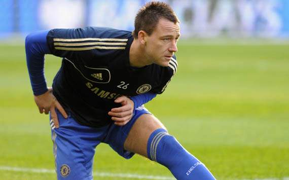 TEAM NEWS: Terry starts for Chelsea's FA Cup tie against Brentford