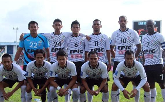 T-Team line-up, Malaysian Super League, 2013