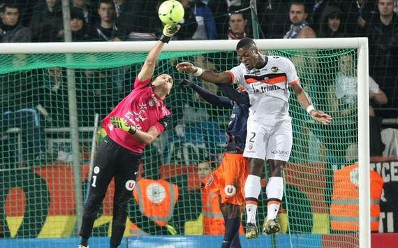 Ligue 1 : Laurent Pionnier (Montpellier vs Lorient)