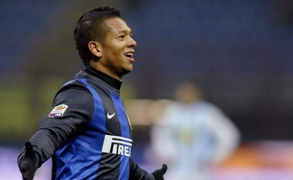 Guarin in Inter-Pescara (Getty Images)