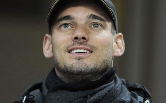 Moratti reveals Sneijder is close to Galatasaray