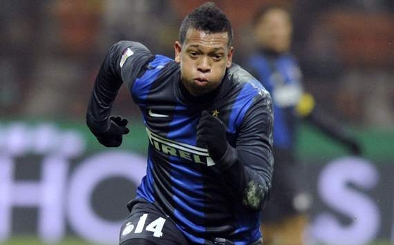 Guarin: Inter must keep fighting