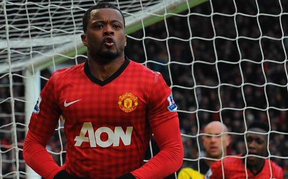 Evra: Now is the time to show Manchester United are No.1