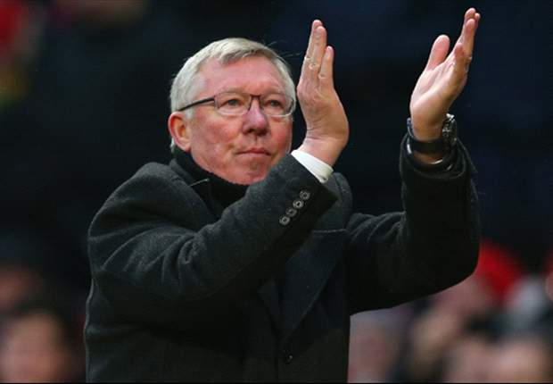 Manchester United boss Sir Alex Ferguson expecting dropped points in title race