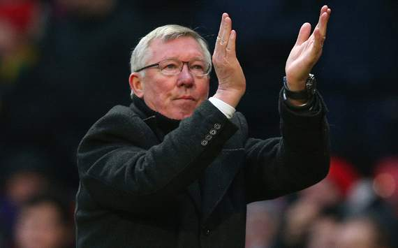 EPL: Sir Alex Ferguson, Manchester United v Liverpool