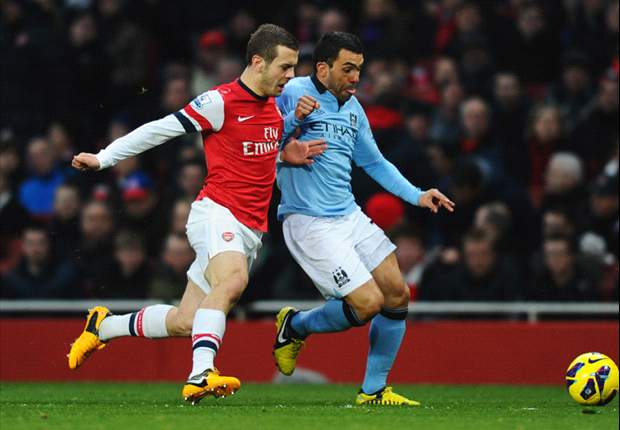 TEAM NEWS: Tevez & Nasri on the bench for Manchester City against Liverpool as Sturridge partners Suarez